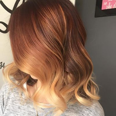 Colour Melting -The Ultimate Autumn Hair Trend